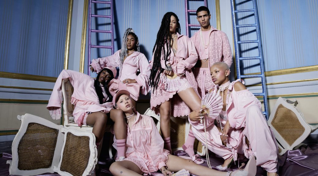 Fenty Puma By Rihanna SS17 Collection
