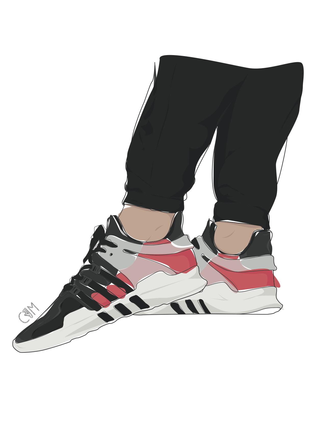 The Sneaker Drop: adidas EQT The wayward way