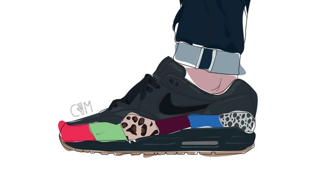 The Sneaker Drop: Nike Air Max 1 Master