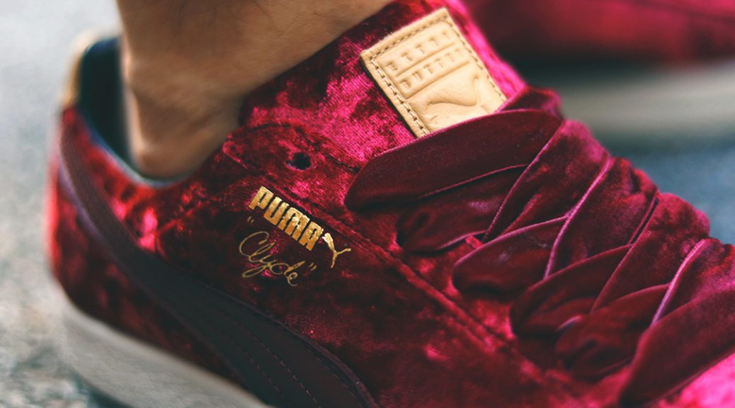 Puma x Extra Butter Clyde Kings of New York Pack